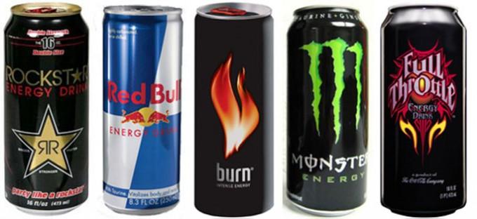 Вред энергетических напитков вполне реален.  Так стоит ли их употреблять?